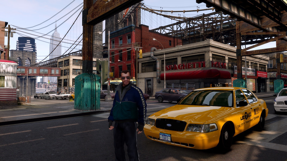 Grand Theft Auto IV: The Complete Edition Screenshot 4
