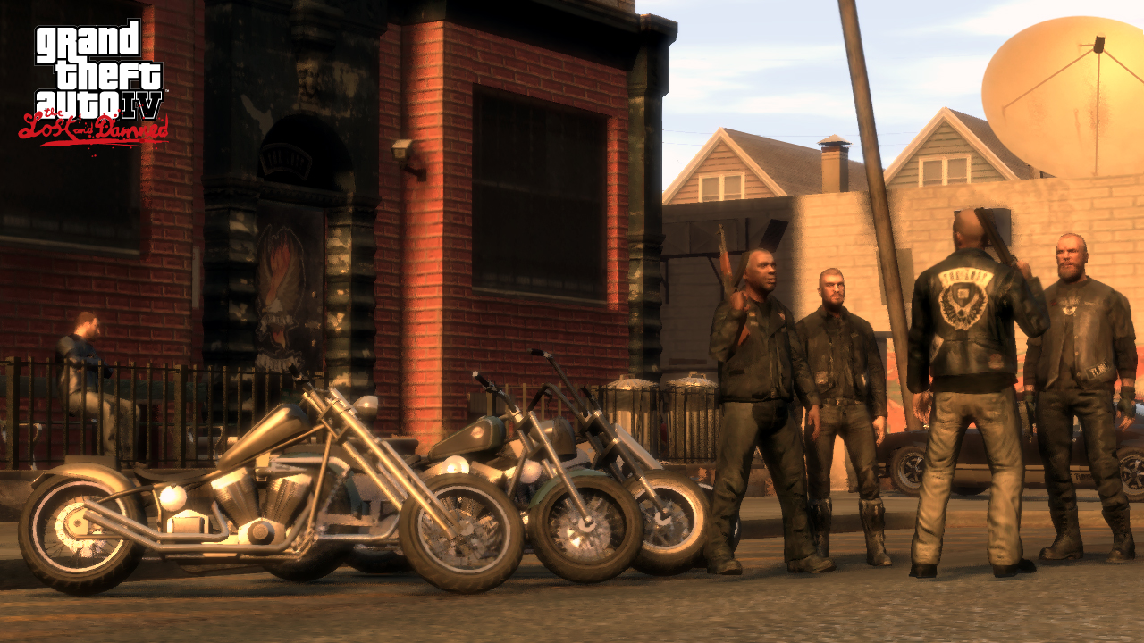 Grand Theft Auto IV: The Complete Edition Screenshot 7