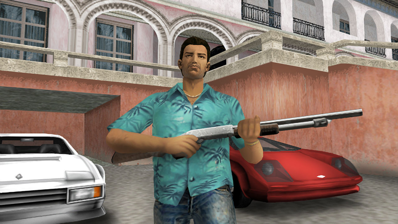 Grand Theft Auto: Vice City Screenshot 4