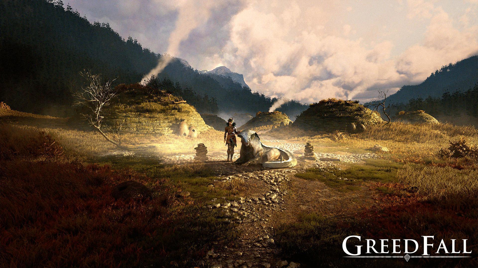 Greedfall Screenshot 2
