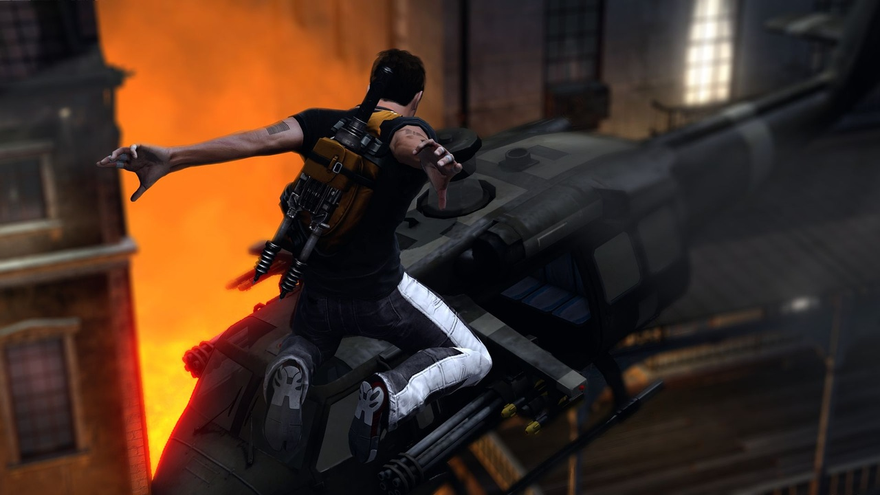 inFAMOUS 2 Screenshot 1