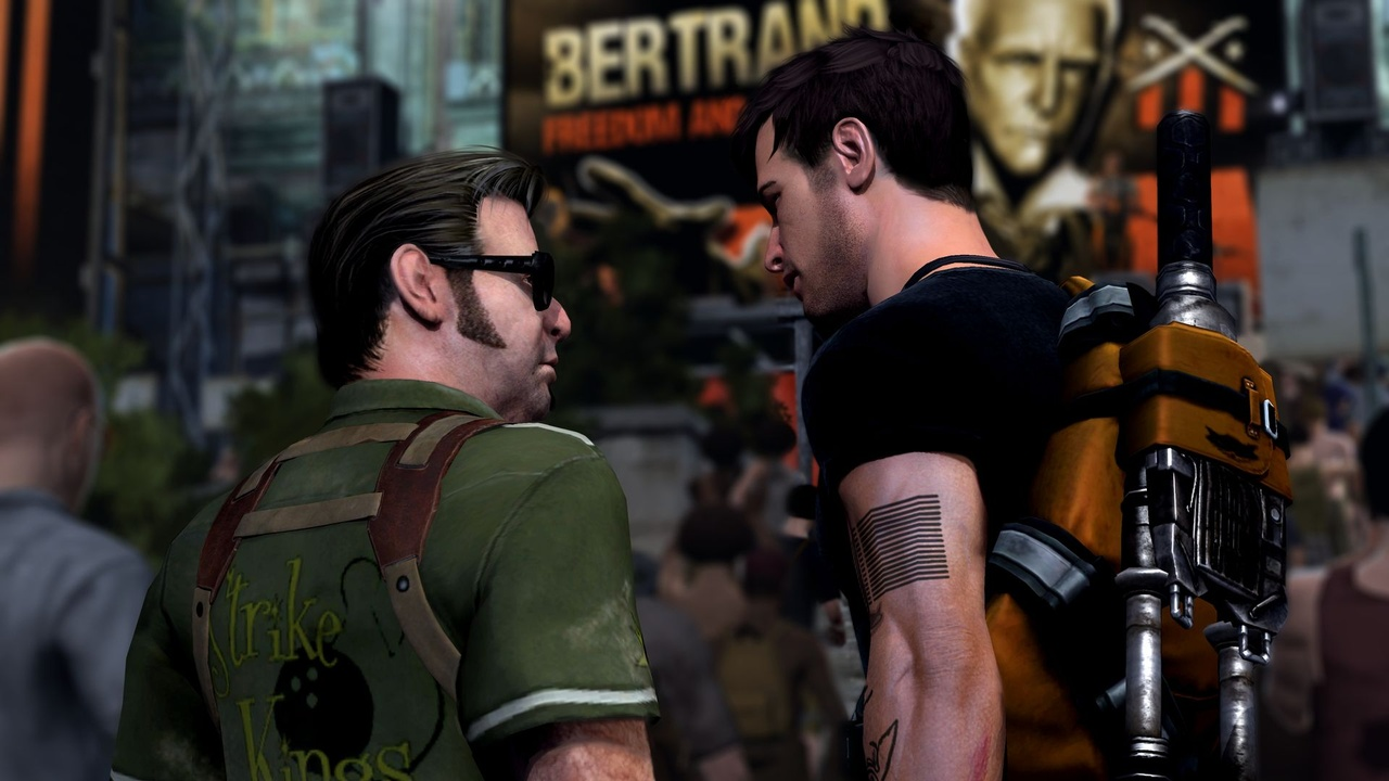 inFAMOUS 2 Screenshot 3