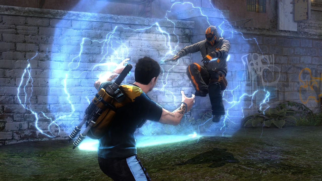 inFAMOUS 2 Screenshot 4