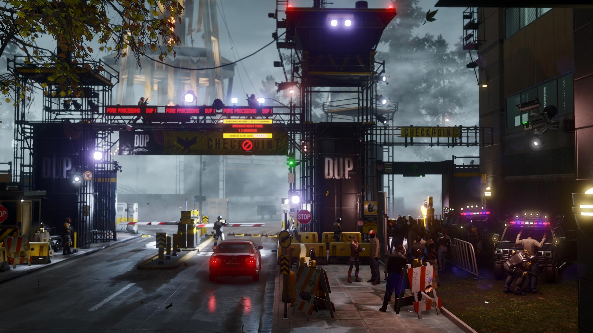 inFAMOUS: Second Son Screenshot 2