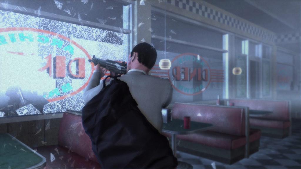 Kane & Lynch: Dead Men Screenshot 6