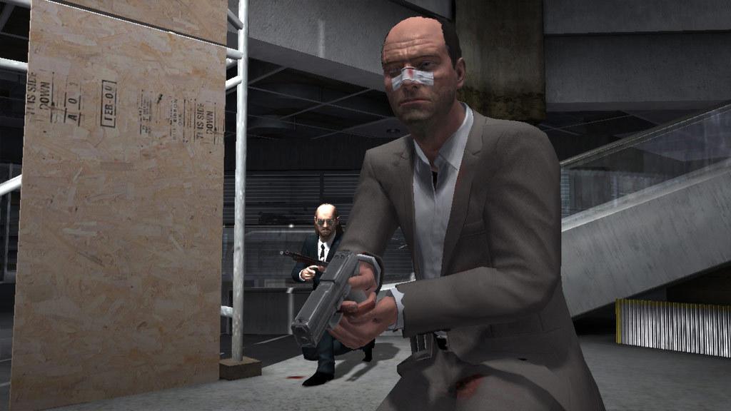Kane & Lynch: Dead Men Screenshot 7