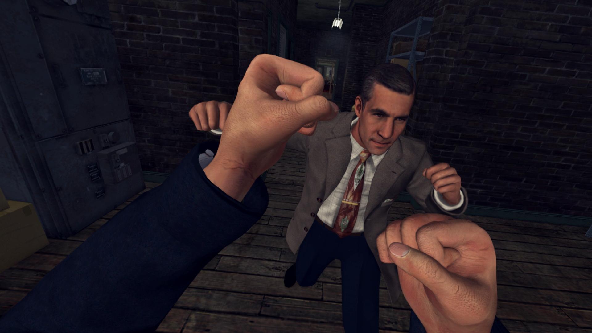 L.A. Noire Screenshot 4