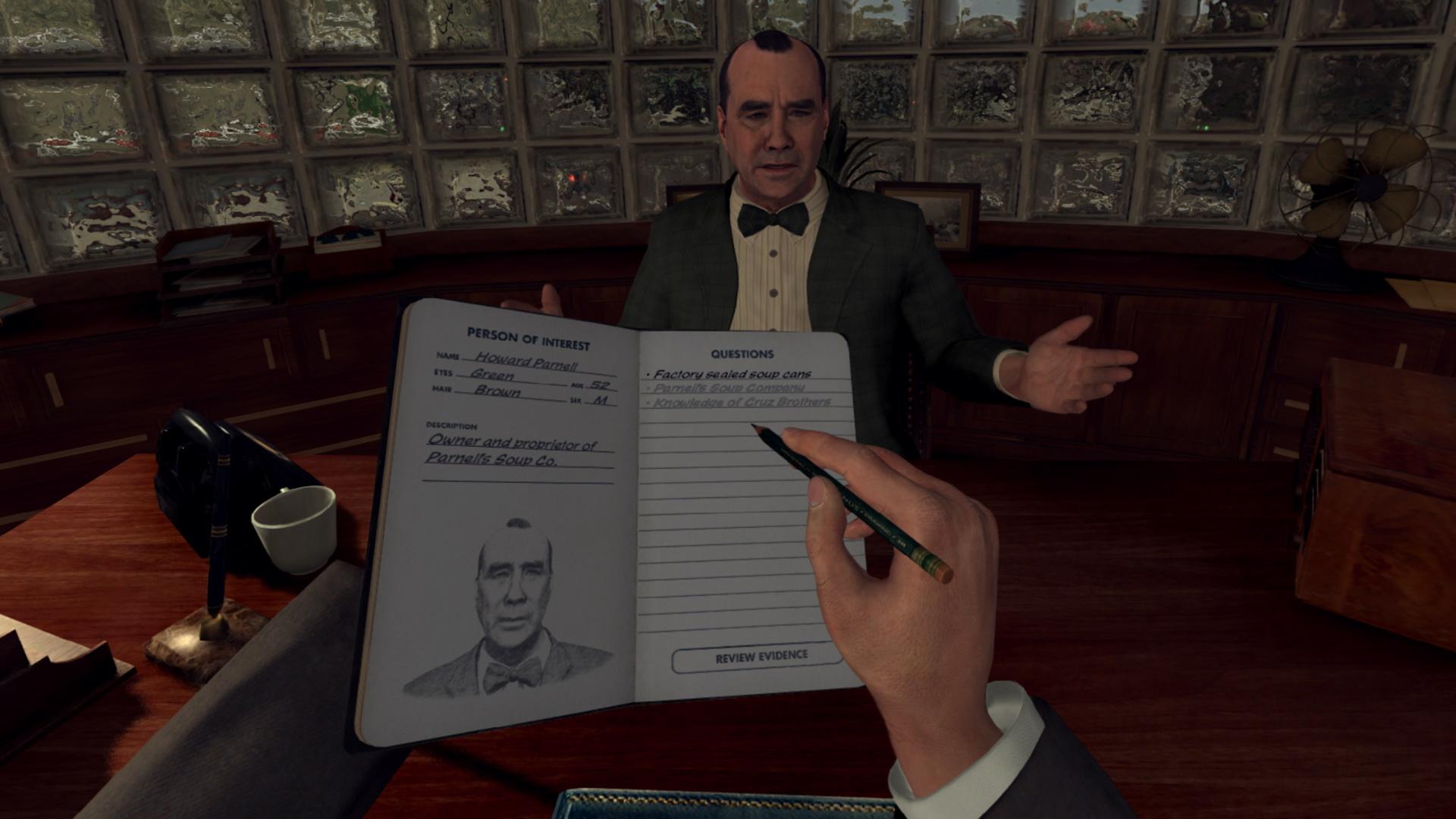 L.A. Noire Screenshot 5