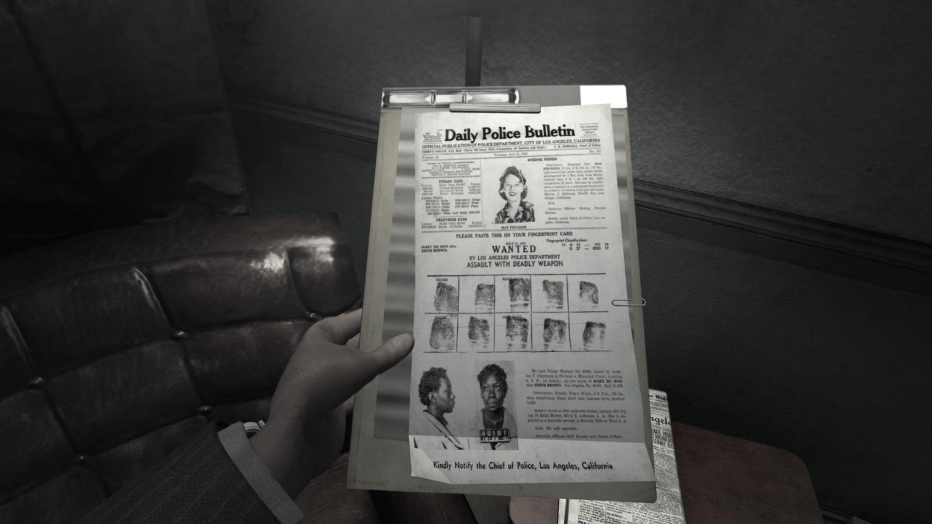 L.A. Noire Screenshot 6
