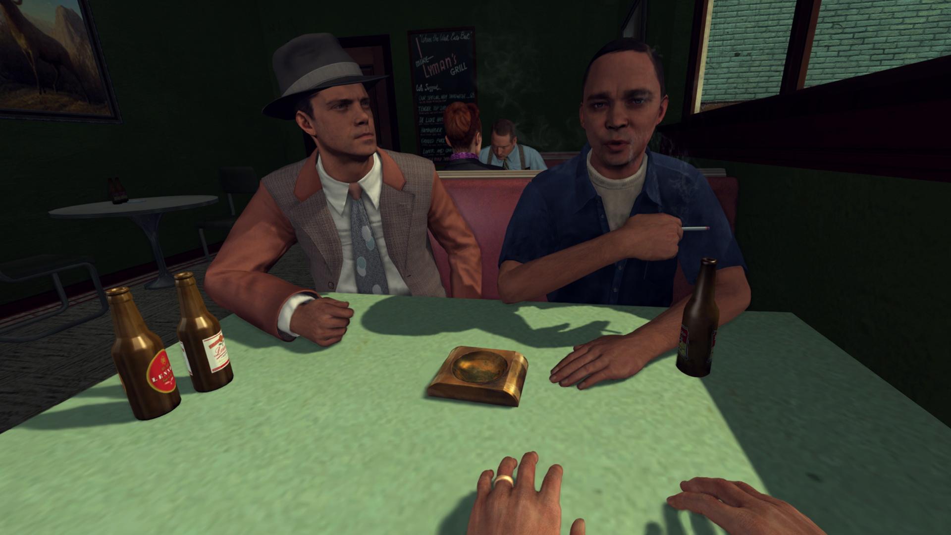 L.A. Noire Screenshot 7