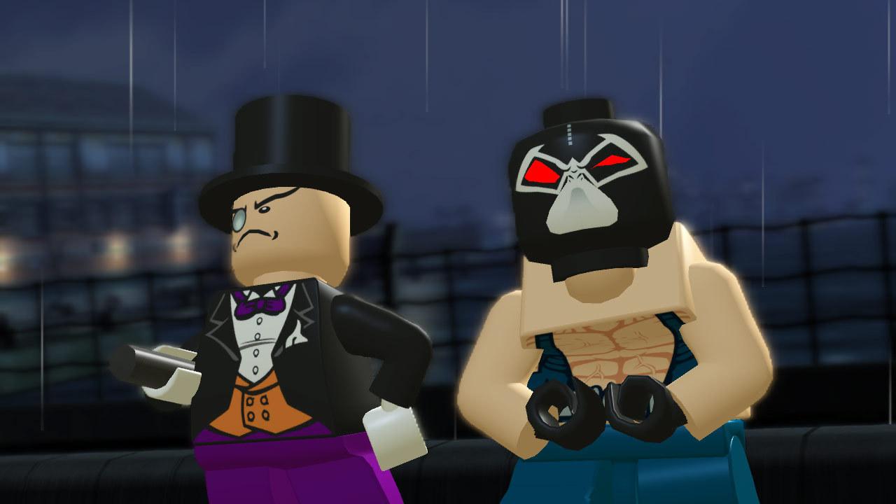LEGO Batman: The Videogame Screenshot 2