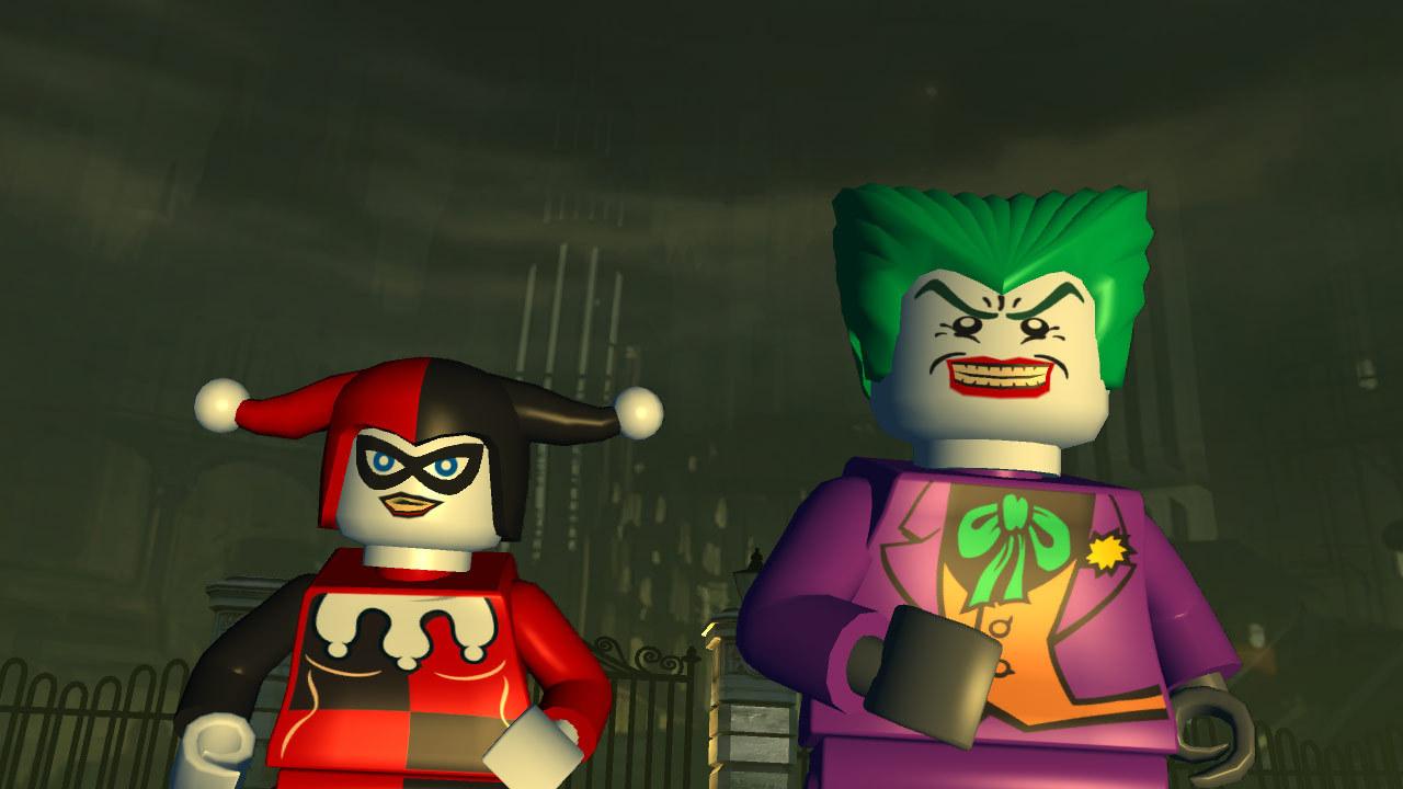 LEGO Batman: The Videogame Screenshot 4