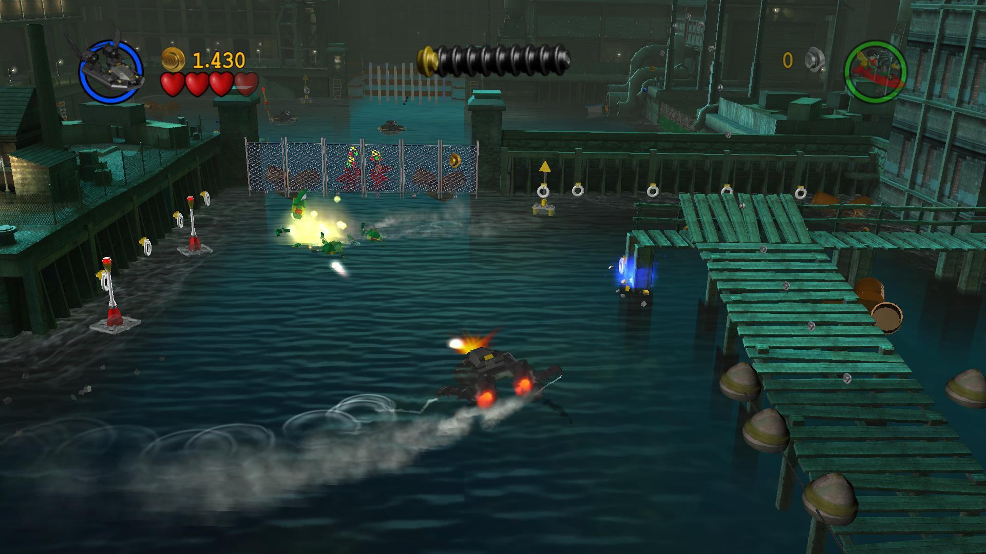 LEGO Batman: The Videogame Screenshot 7