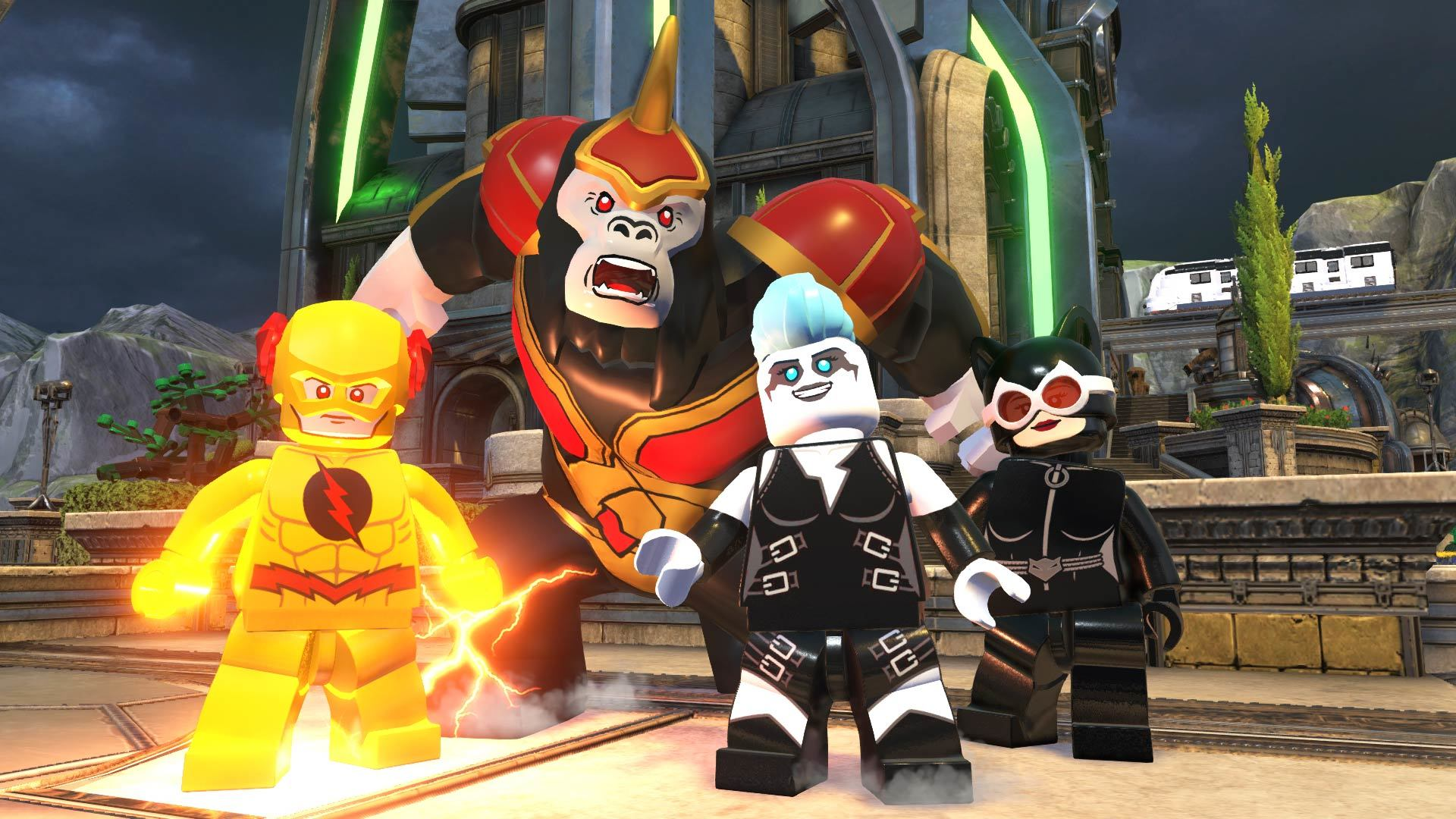 LEGO DC Super-Villains Screenshot 1