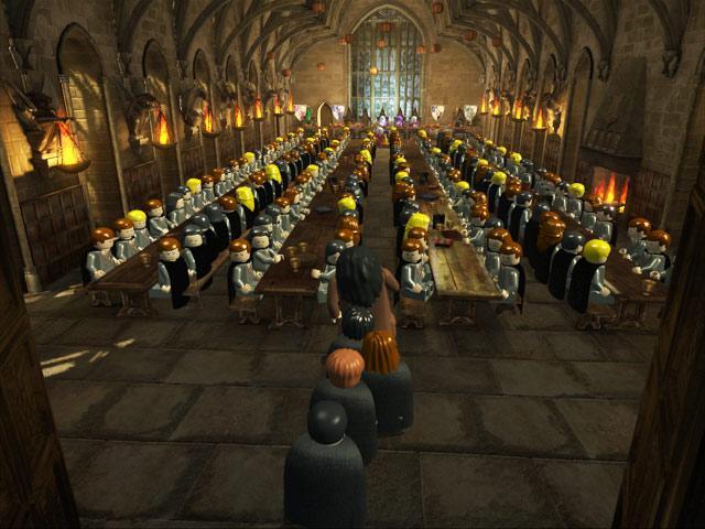 LEGO Harry Potter: Jaren 1-4 Screenshot 2