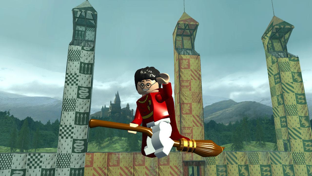 LEGO Harry Potter: Jaren 1-4 Screenshot 3