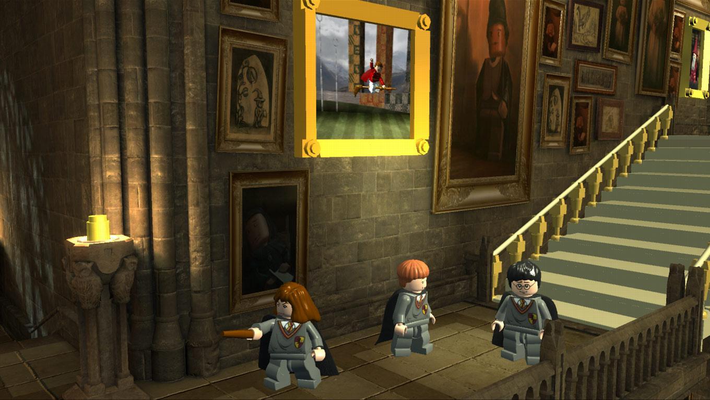 LEGO Harry Potter: Jaren 1-4 Screenshot 5