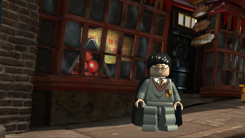 LEGO Harry Potter: Jaren 1-4 Screenshot 7