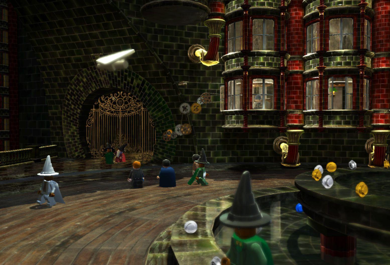 LEGO Harry Potter: Jaren 5-7 Screenshot 2