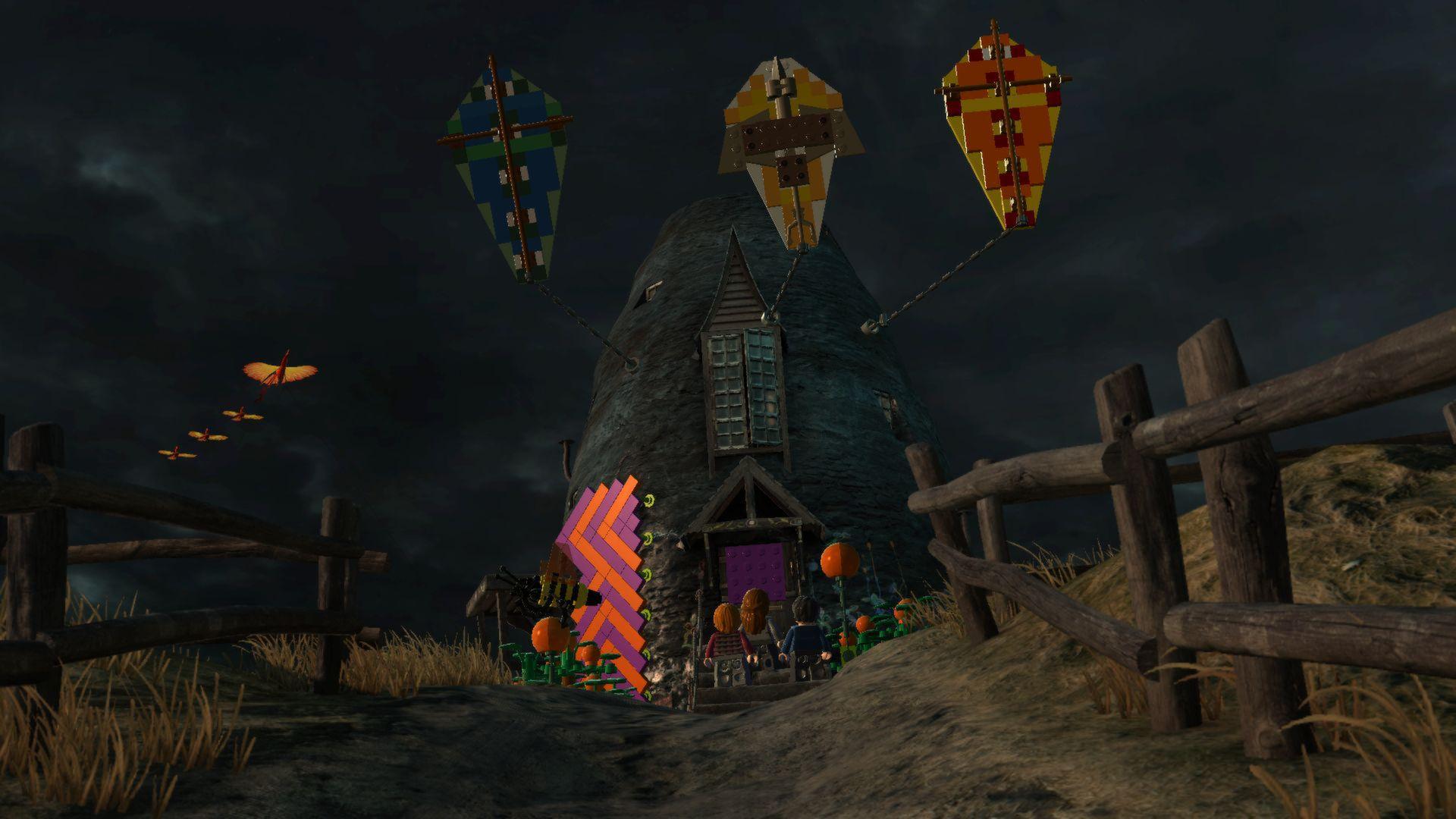 LEGO Harry Potter: Jaren 5-7 Screenshot 4