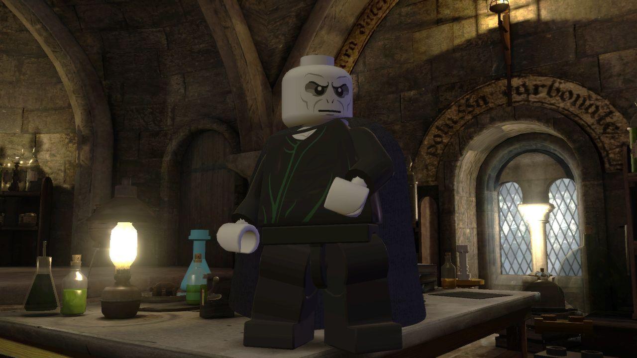 LEGO Harry Potter: Jaren 5-7 Screenshot 6