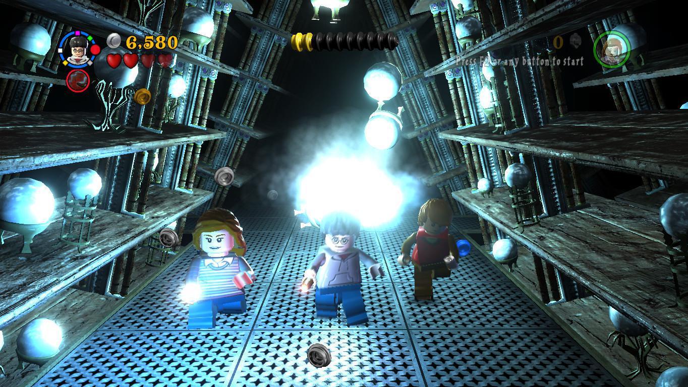 LEGO Harry Potter: Jaren 5-7 Screenshot 7