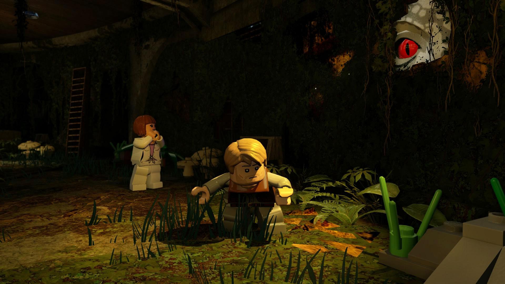 LEGO Jurassic World Screenshot 2