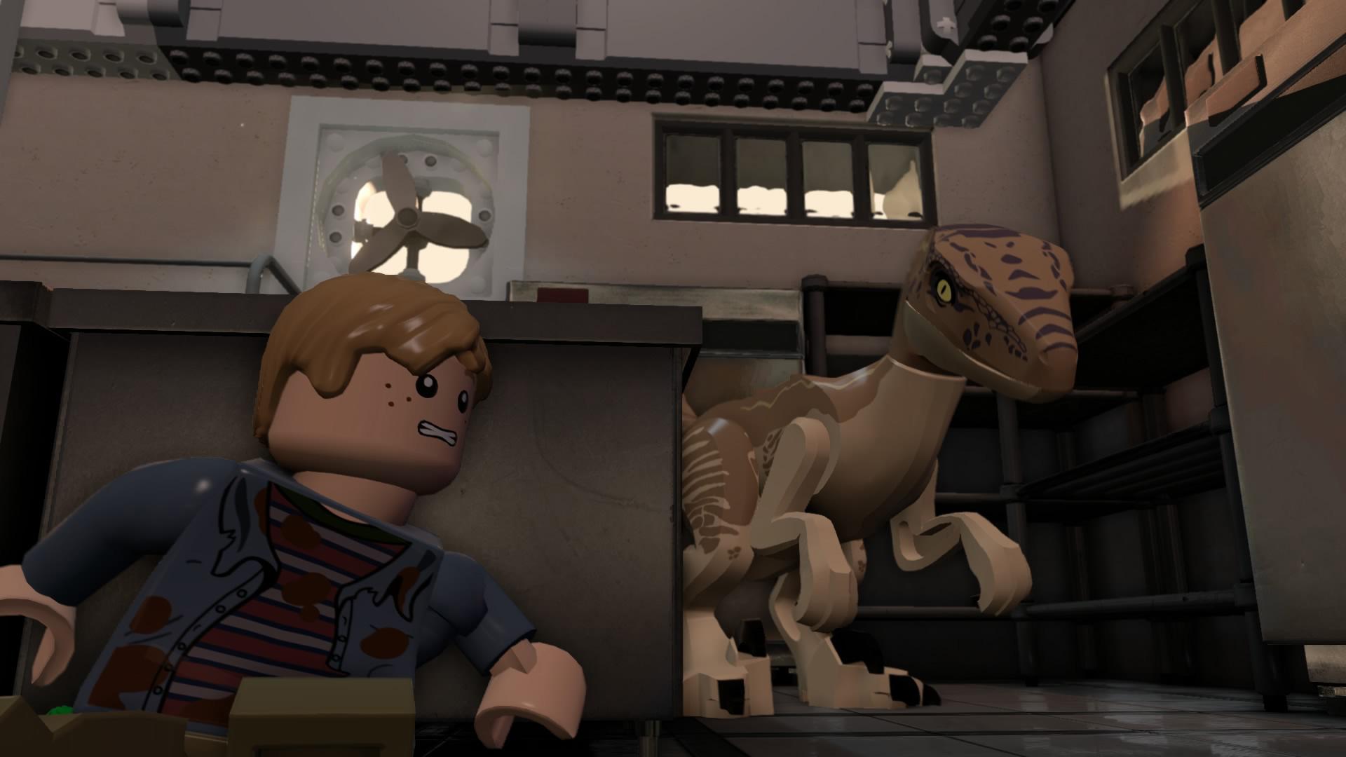 LEGO Jurassic World Screenshot 7