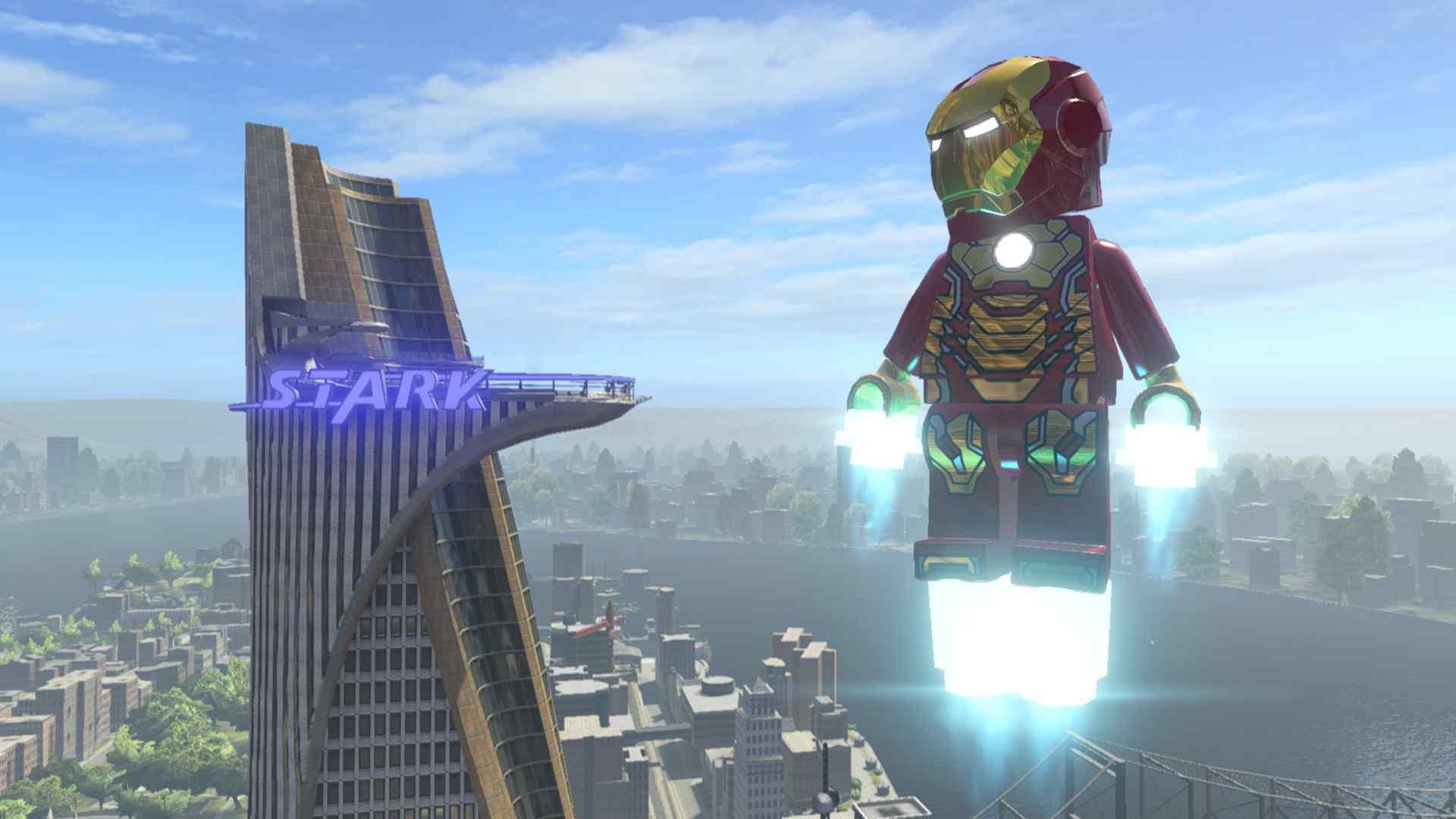 Lego Marvel Super Heroes Screenshot 4