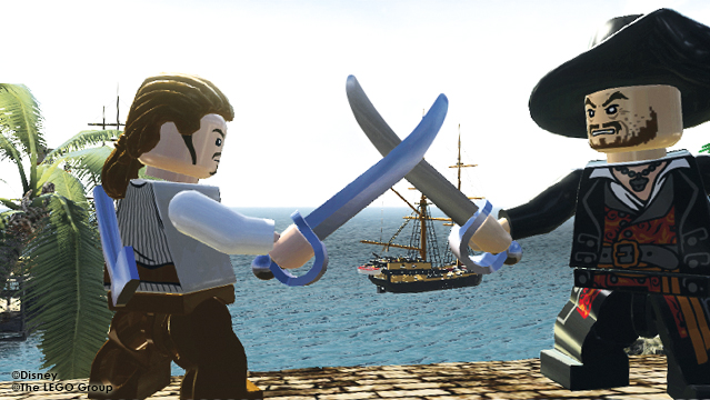 LEGO Pirates of the Caribbean: The Video Game Screenshot 1