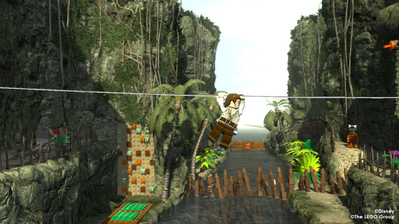 LEGO Pirates of the Caribbean: The Video Game Screenshot 3