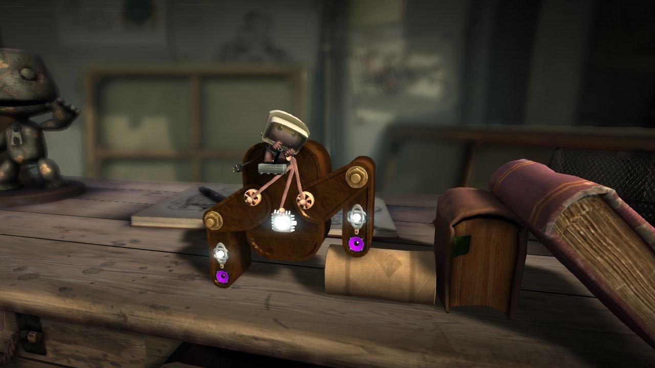 LittleBigPlanet 2 Screenshot 2