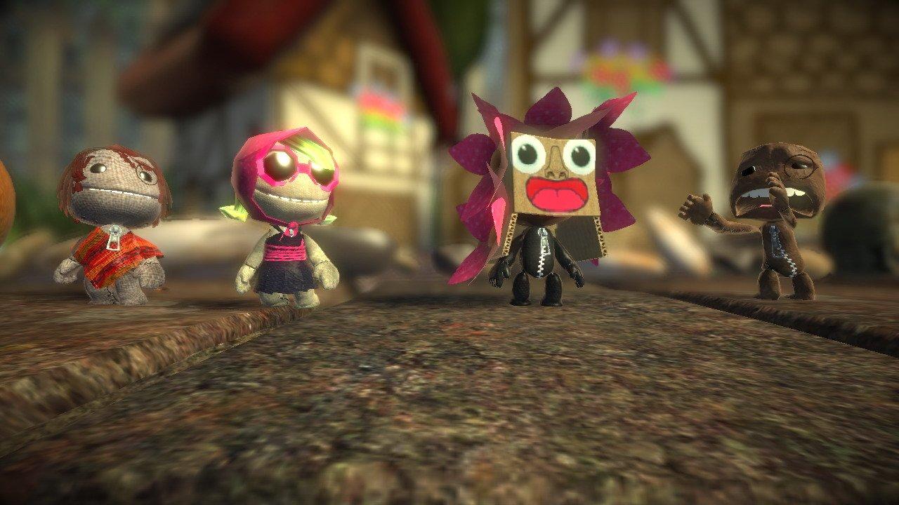 LittleBigPlanet Screenshot 1
