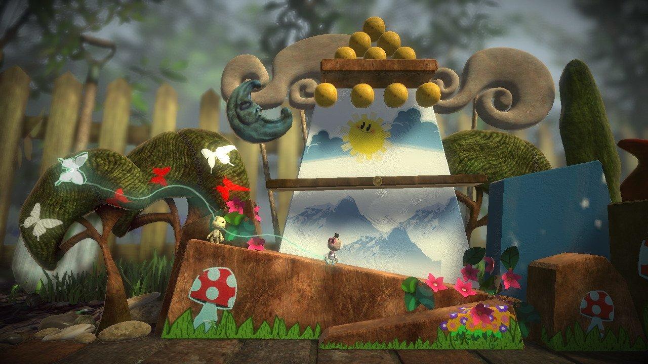 LittleBigPlanet Screenshot 2