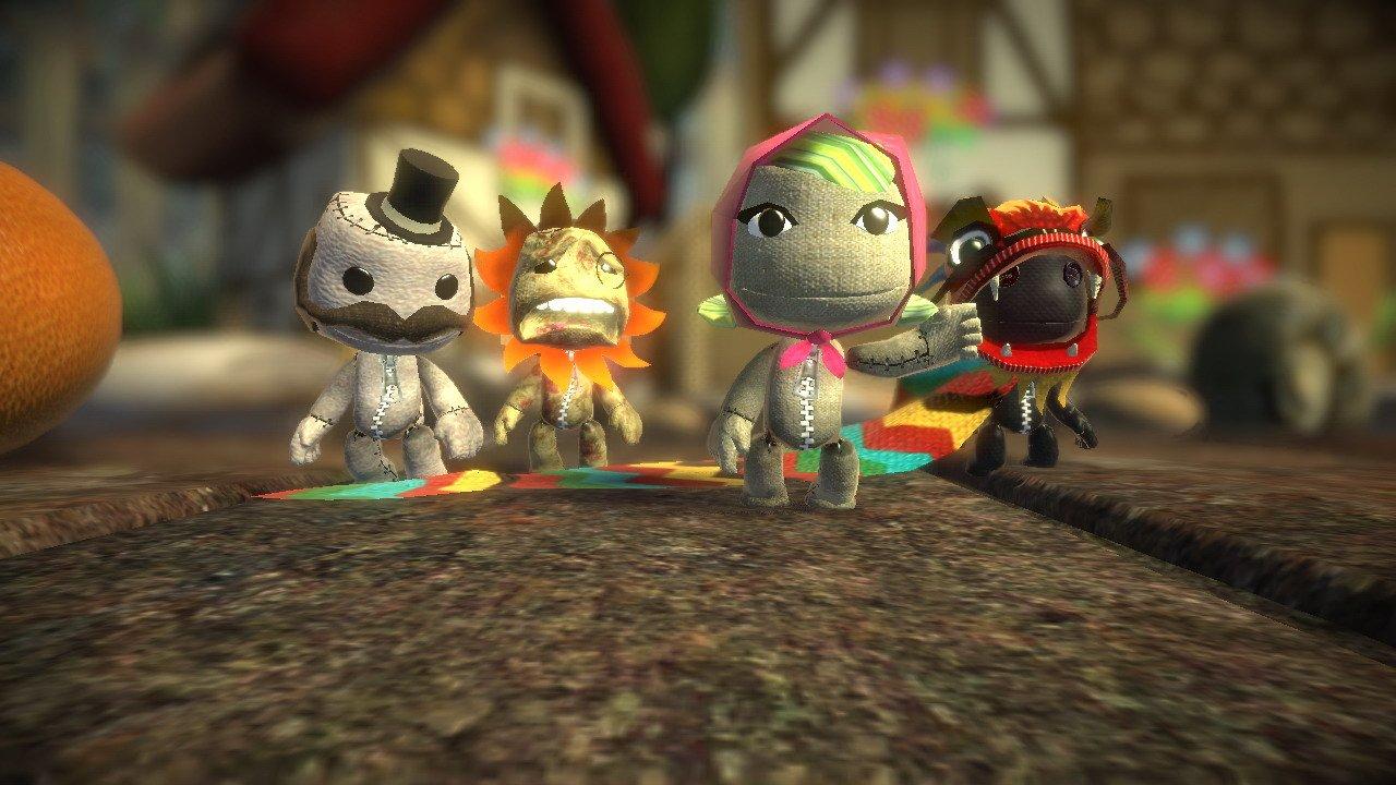 LittleBigPlanet Screenshot 3