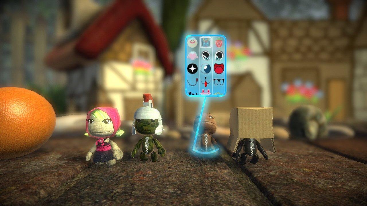 LittleBigPlanet Screenshot 4
