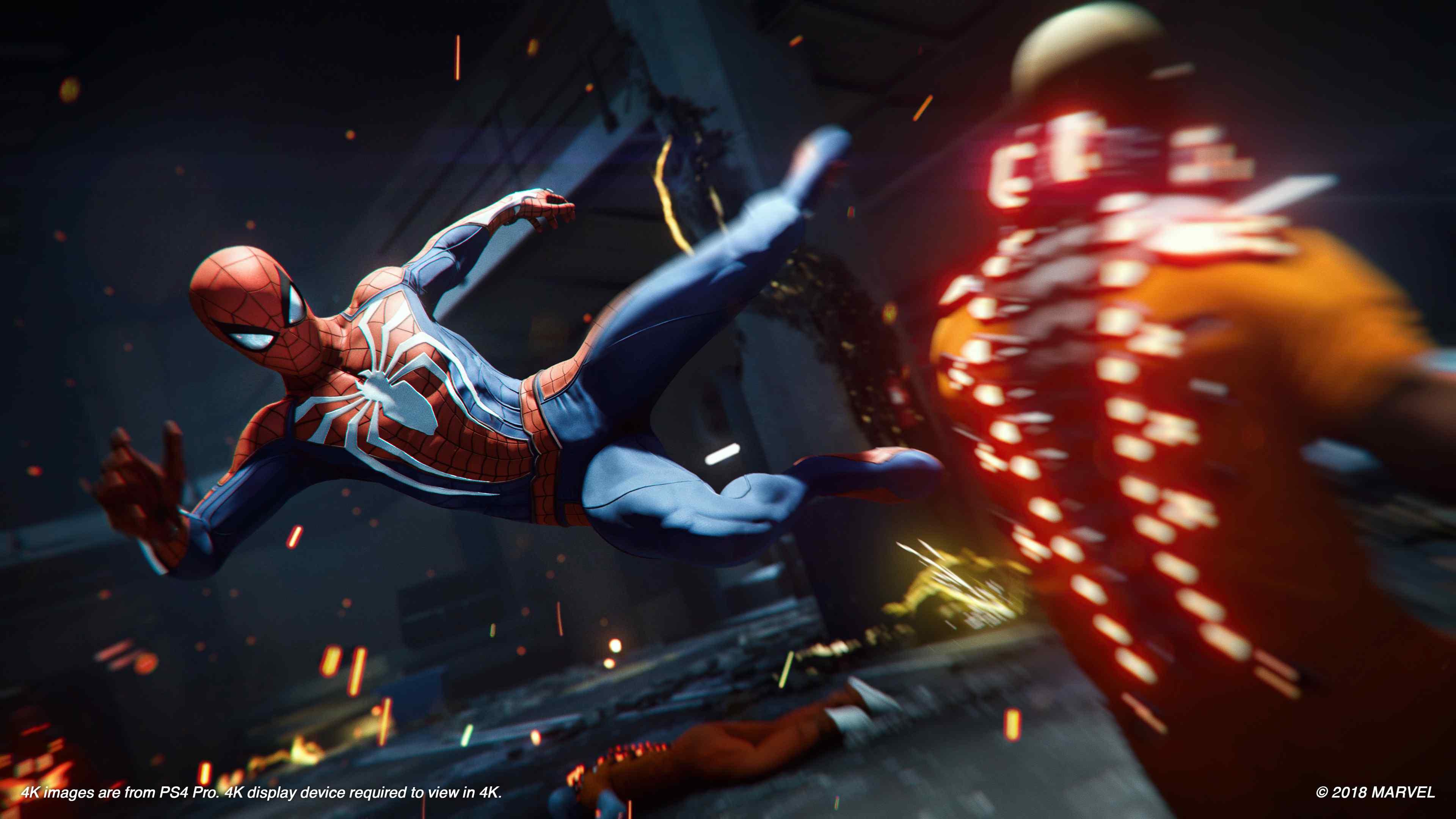 Spider-Man Screenshot 4