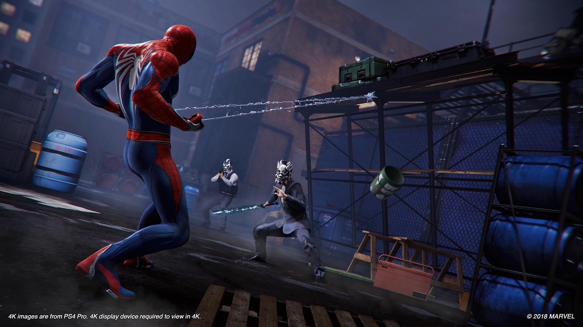 Spider-Man Screenshot 5