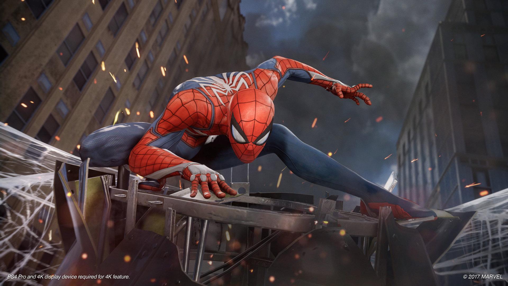 Spider-Man Screenshot 7
