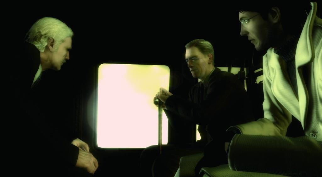 Metal Gear Solid 4: Guns of the Patriots Screenshot 2