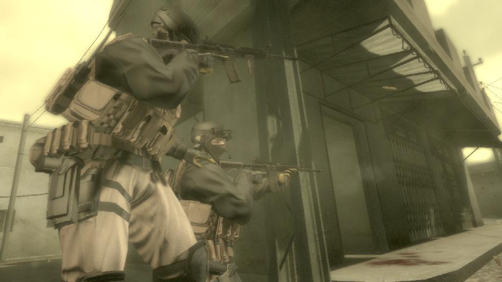 Metal Gear Solid 4: Guns of the Patriots Screenshot 3