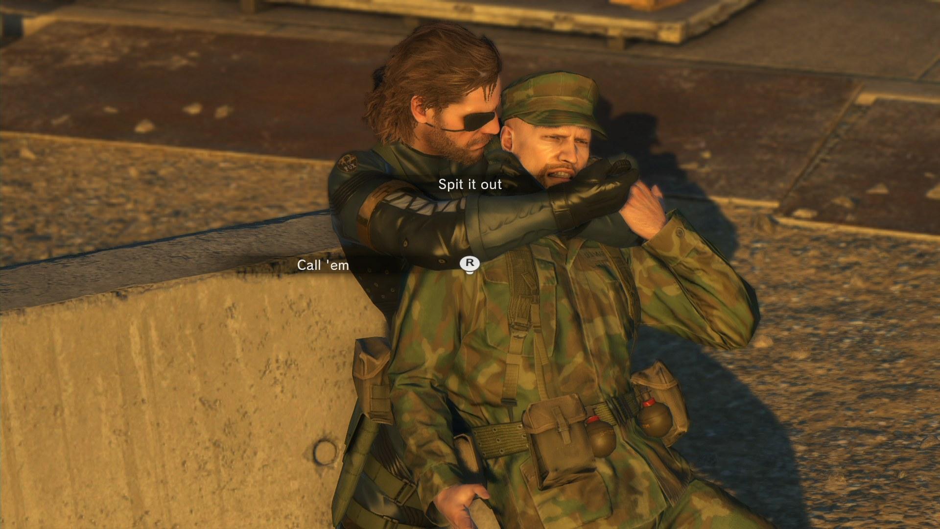 Metal Gear Solid V: Ground Zeroes Screenshot 5