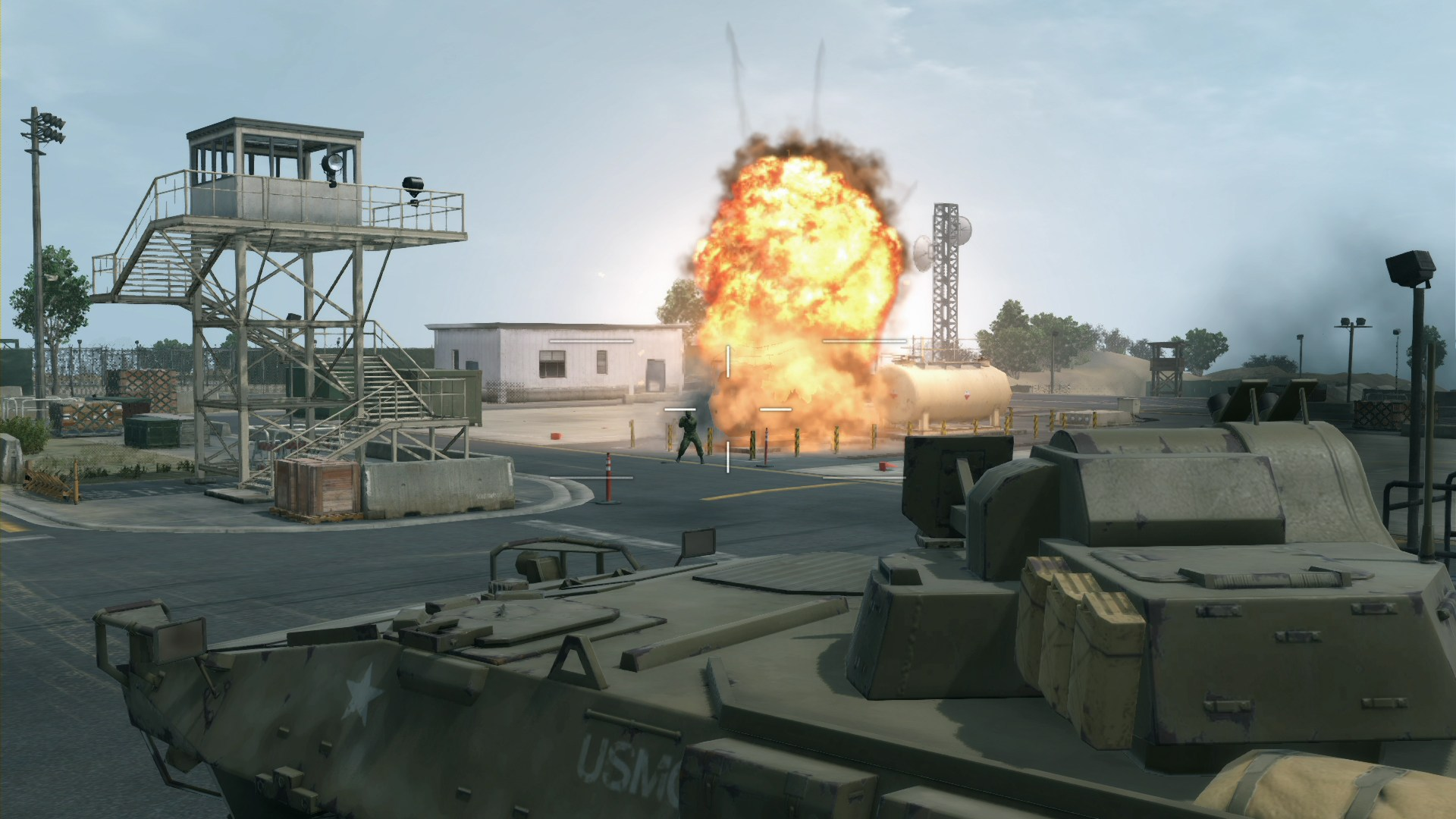 Metal Gear Solid V: Ground Zeroes Screenshot 7
