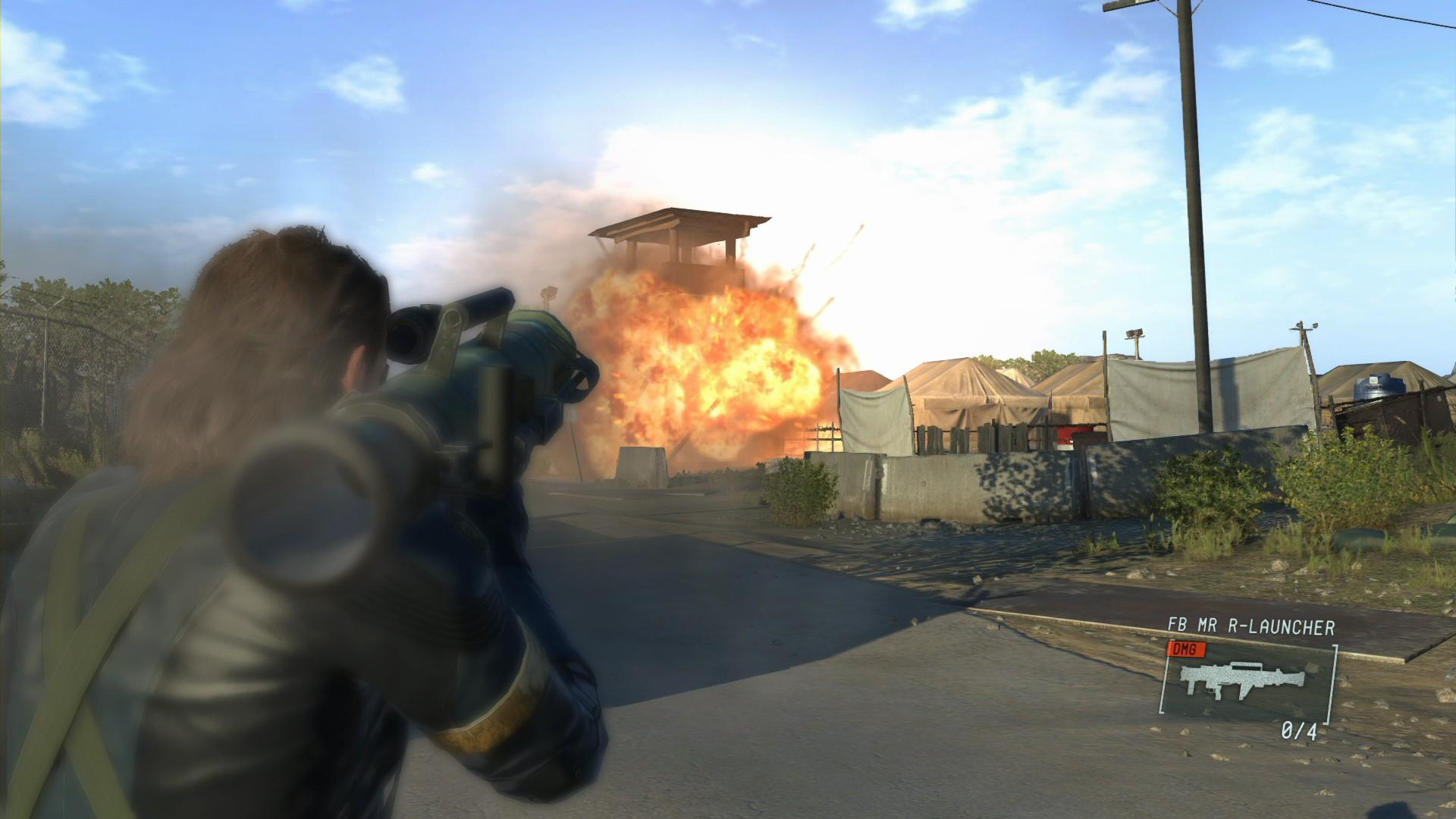 Metal Gear Solid V: Ground Zeroes Screenshot 4