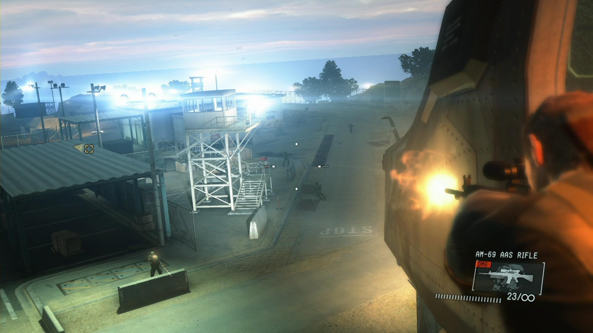 Metal Gear Solid V: Ground Zeroes Screenshot 6