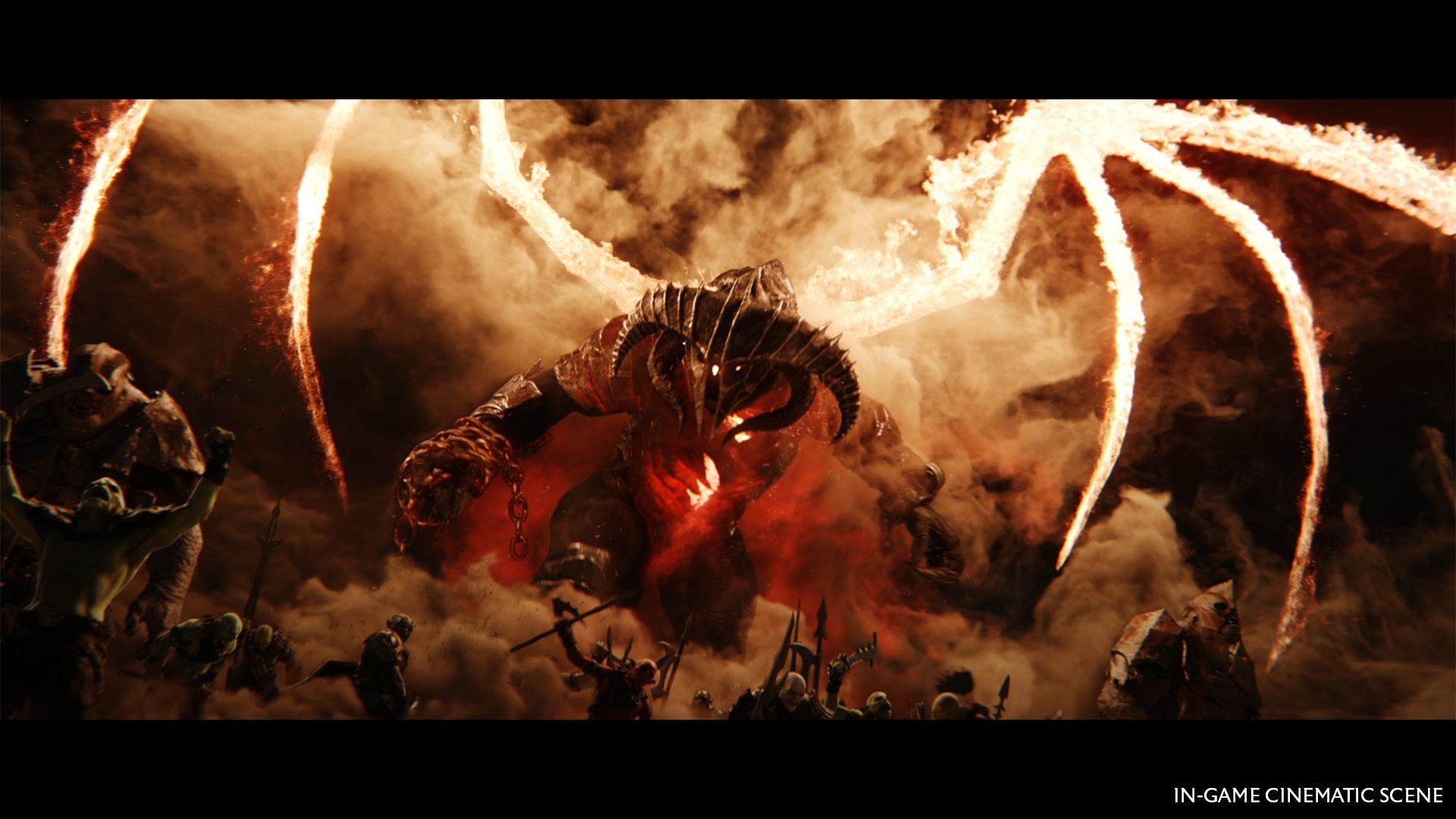 Middle-Earth: Shadow of War Screenshot 1