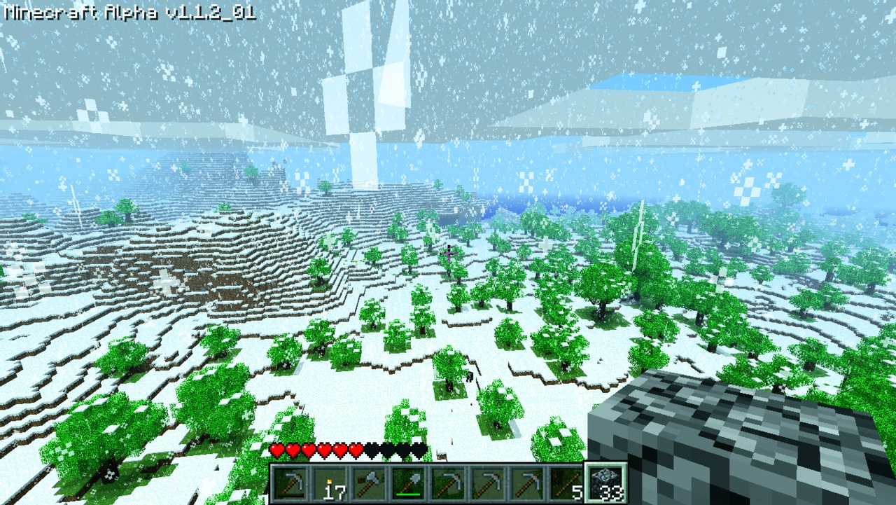 Minecraft Screenshot 4