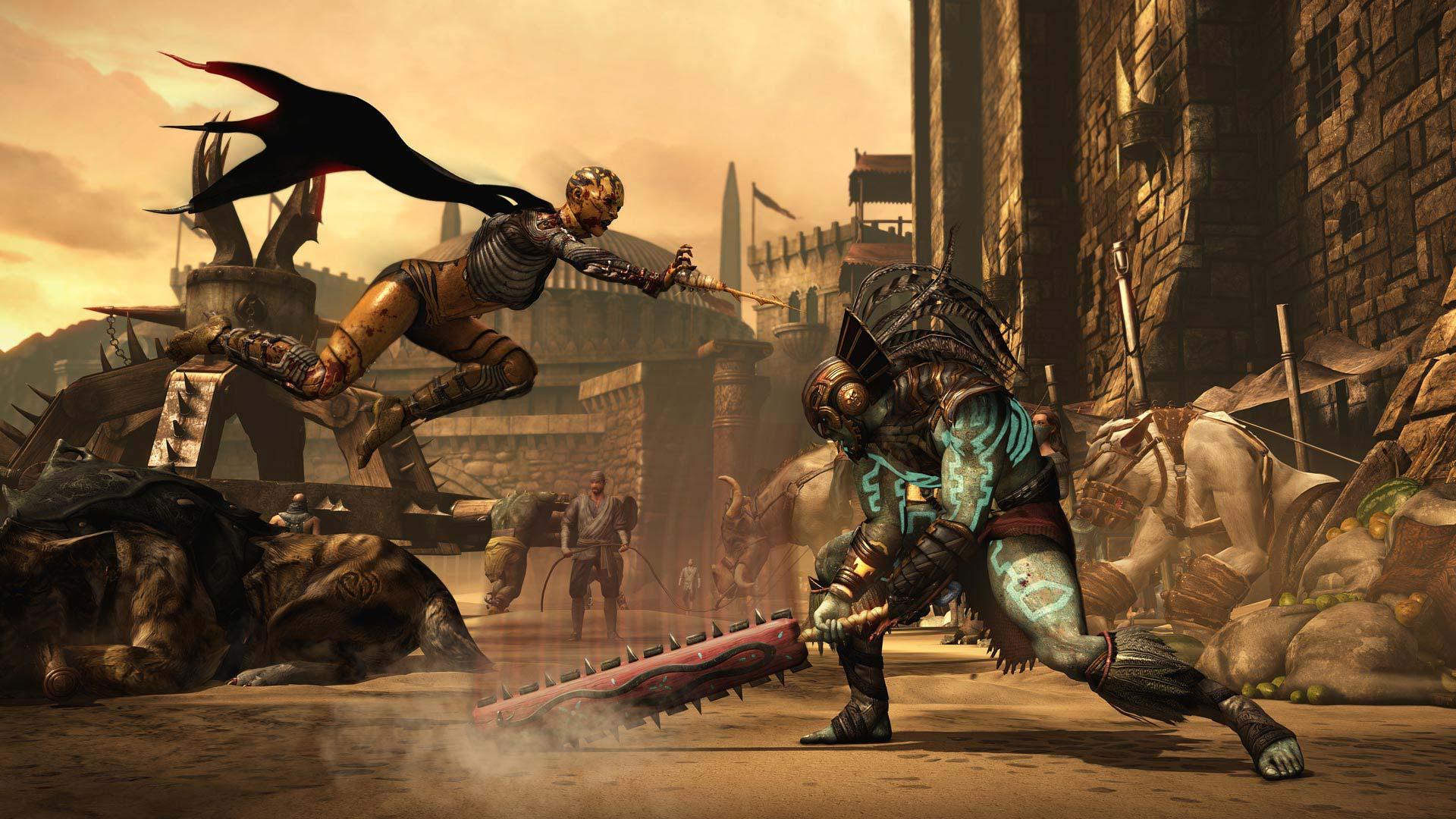 Mortal Kombat X Screenshot 2