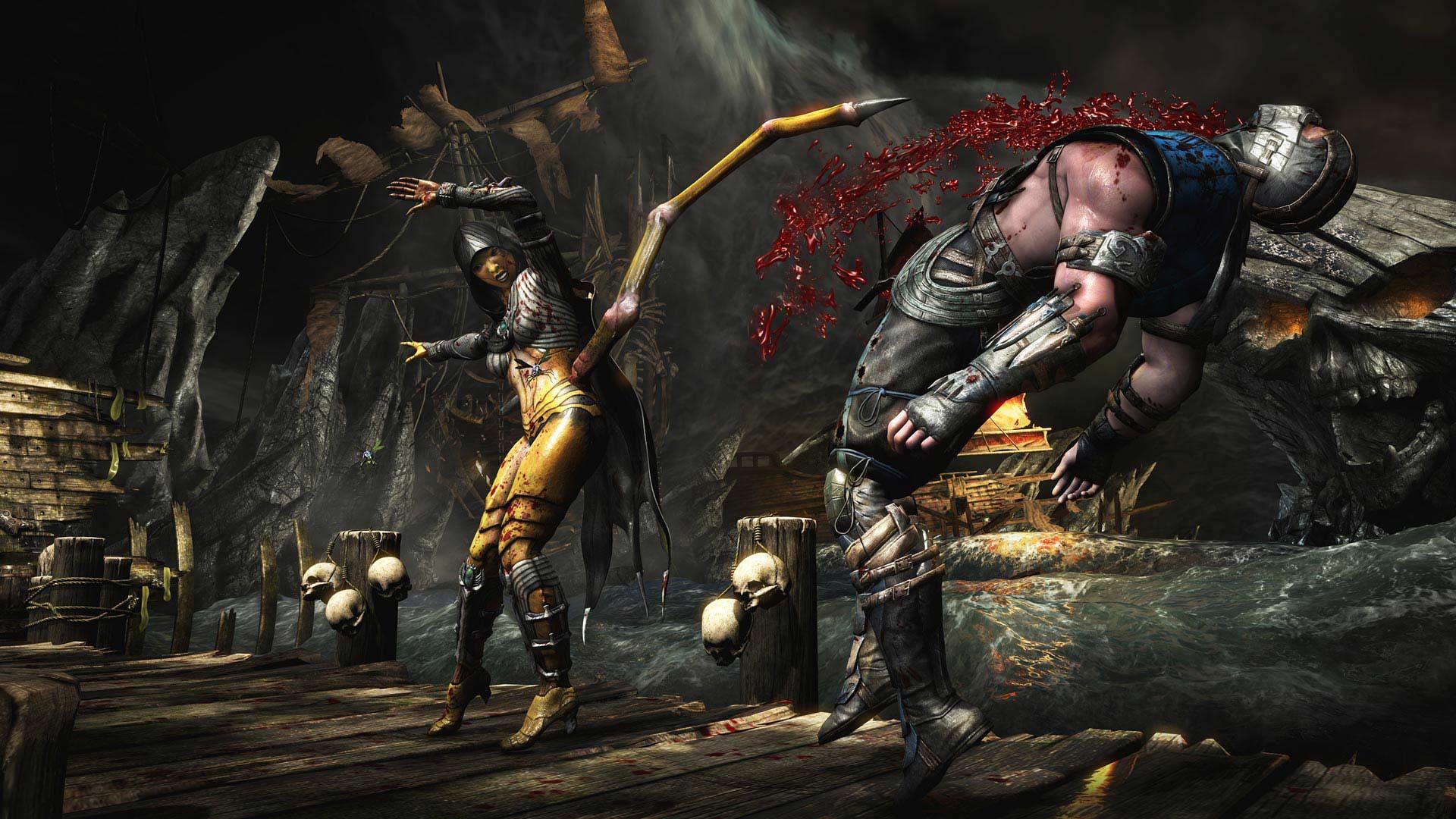 Mortal Kombat X Screenshot 3