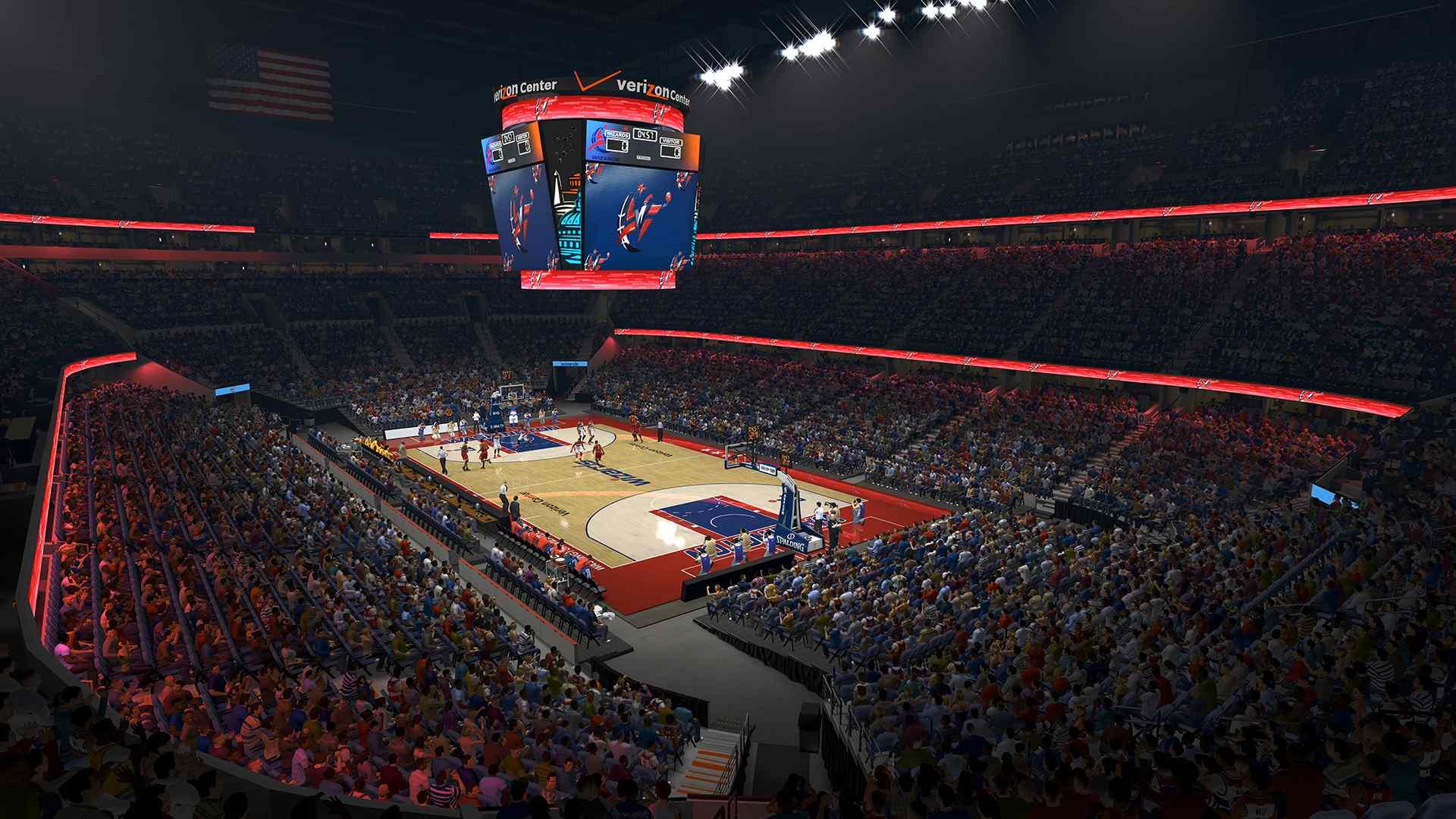 NBA Live 14 Screenshot 2